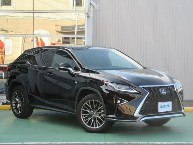 「レクサス」「RX」「SUV・クロカン」「栃木県」の中古車