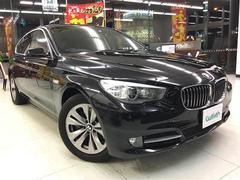 BMW5シリーズ グランツーリスモ サンルーフ 革シート 純正ナビ