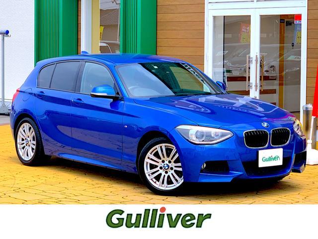 BMW 116i Mスポーツ 純正ナビ HID スマートキー