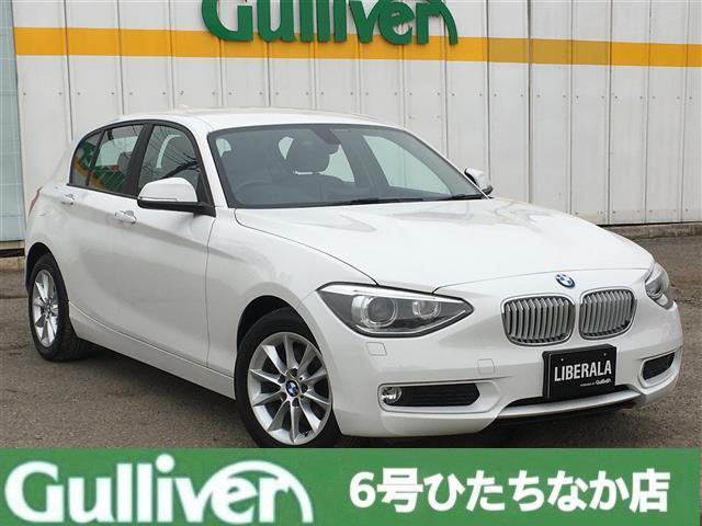 BMW 1シリーズ スタイル 純正HDDナビ 純正16インチAW