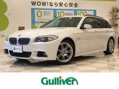 BMW5シリーズ ツーリング Mスポーツ ナビバックカメラTV