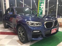 BMW X3xDrive20d Mスポーツ イノベーションpc