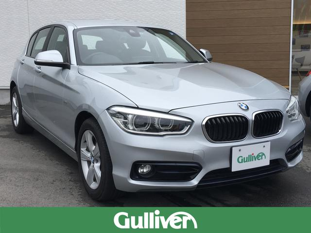 BMW 1シリーズ  純正HDDナビ ETC スマートキー LED