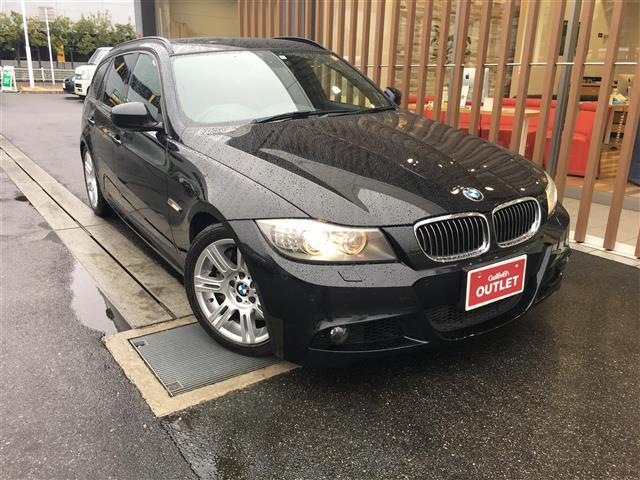BMW 335iツーリング MスポーツPKG 純正ナビ サンルーフ