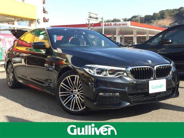 BMW 5シリーズ Mスポーツ 純正HDDナビ フルセグ 本革シート