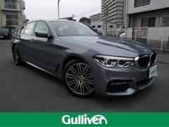 BMW5シリーズ Mスポーツ 純正メモリナビ フルセグ 本革シート