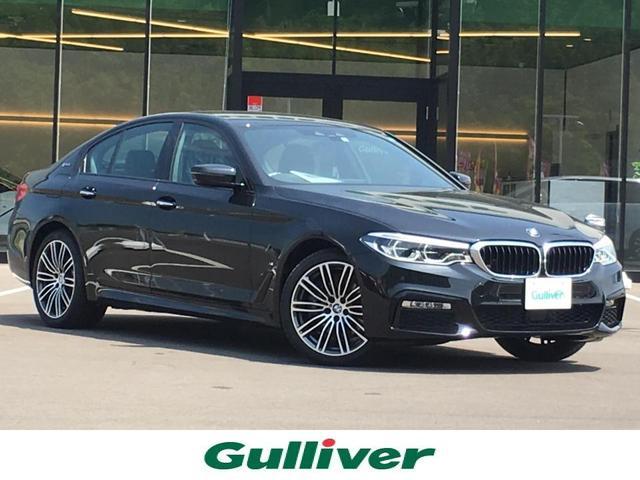 BMW 5シリーズ Mスポーツアイパフォーマンス 純正ナビ フルセグ