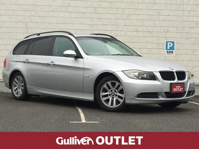 BMW 320iツーリング ナビ ETC コンフォートアクセス
