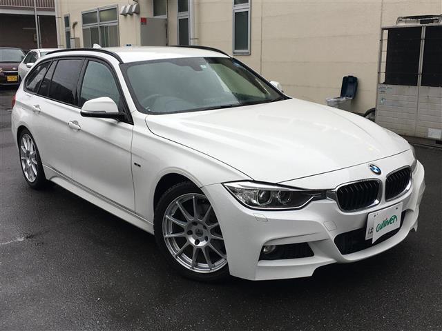 BMW 3シリーズ ブルーパフォーマンス ツーリング Mスポーツ