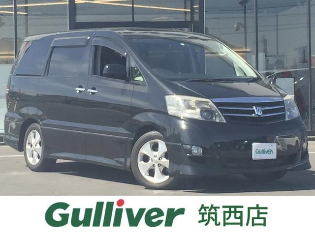 トヨタ MS/車検H32年8月 サンルーフ 社外HDDナビ
