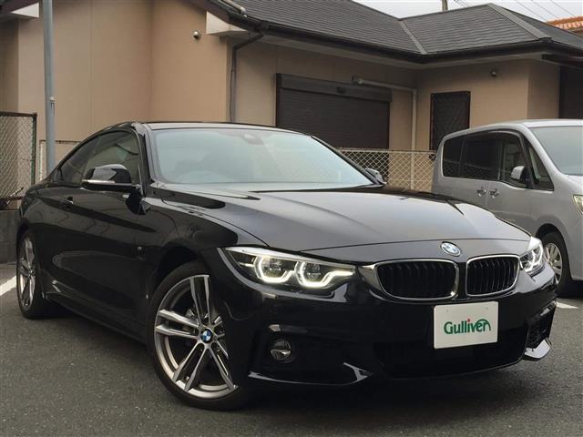BMW 4シリーズ クーペ Mスポーツ