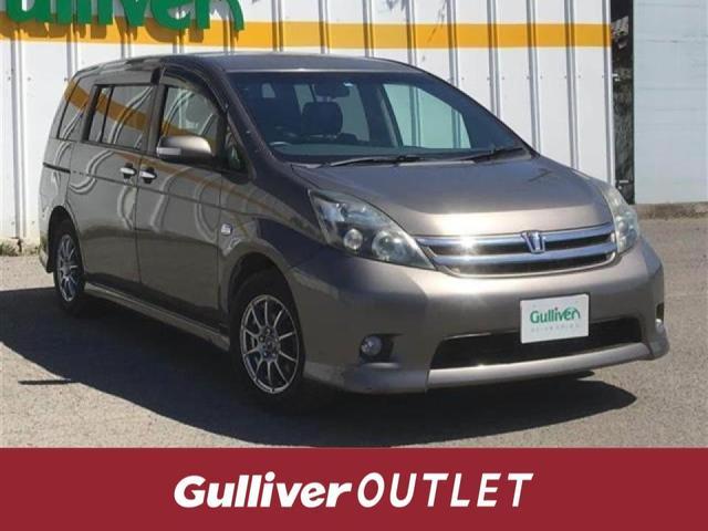 トヨタ プラタナ リミテッド 社外HDDナビ/後席モニター/フルセグ