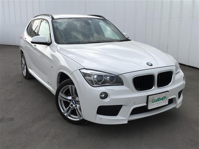 BMW sDrive 20i Mスポーツ 純正HDDナビ リアカメラ
