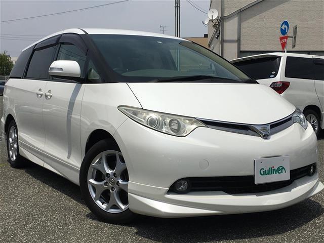 トヨタ G サイドリフトアップ