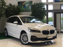 BMW2シリーズ グランツアラー ディーゼルターボ Pバックドア