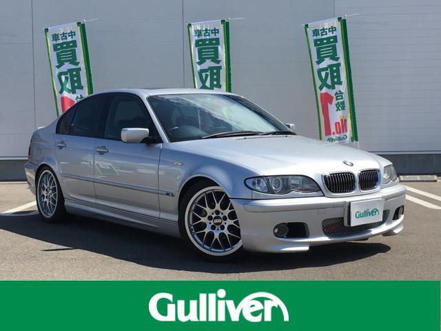 BMW 3シリーズ Mスポーツ サンルーフ ダウンサス BBSAW