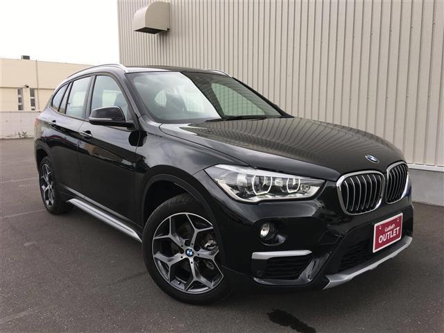 BMW xDrive 18d xライン 4WD ハーフレザー
