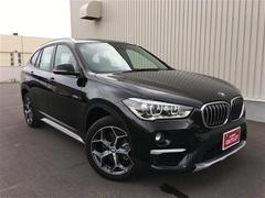 BMW X1xDrive 18d xライン 4WD ハーフレザー