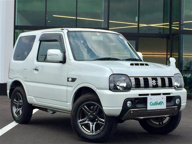 スズキ ランドベンチャー 4WD CDオーディオ  シートヒーター