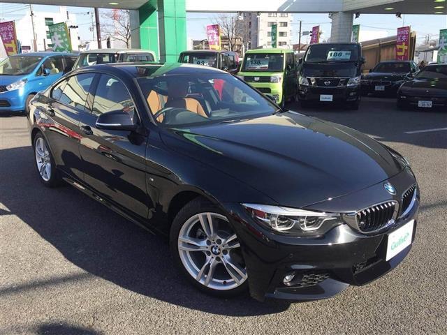 BMW 4シリーズ グランクーペ Mスポーツ