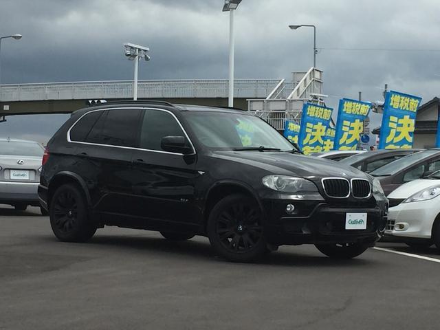 BMW xDrive30i Mスポーツ 本革 サンルーフ ナビ