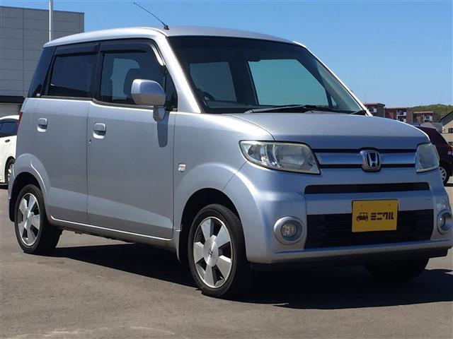 ホンダ G/4WD/CDオーディオ/純正アルミホイール