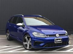VW ゴルフRヴァリアントヴァリアントR 4WD 革 フルセグ Bluetooth
