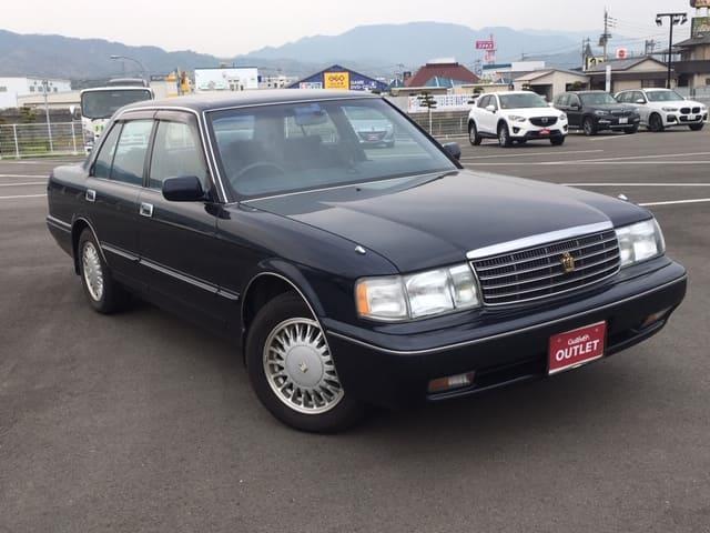 「トヨタ」「クラウン」「セダン」「愛媛県」の中古車
