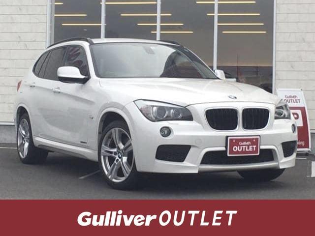 BMW sDrive18iMスポ 禁煙・ETC・フルセグTV・HID