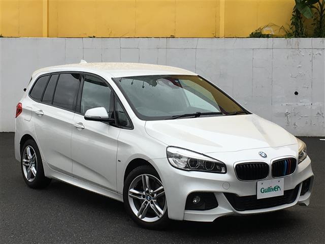 BMW 2シリーズ グランツアラー Mスポーツ