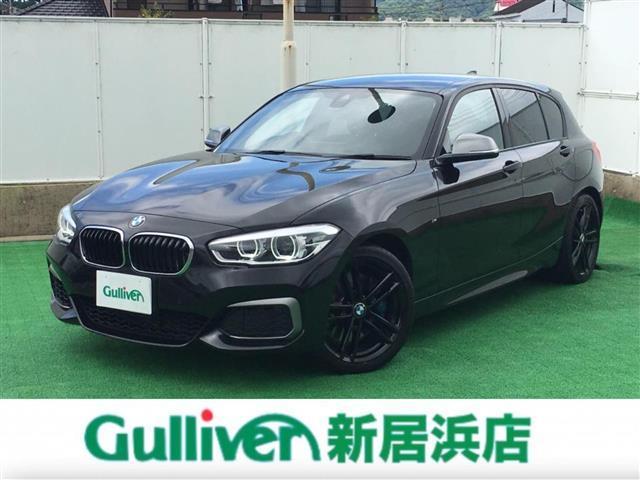 BMW 1シリーズ M140i ワンオーナーメーカーナビ本革シート