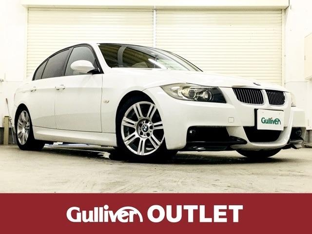 BMW 323i Mスポーツ サンルーフ レザーシート ETC