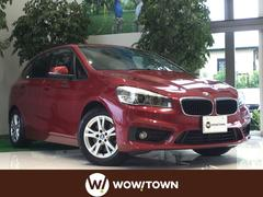 BMW2シリーズ アクティブツアラー 純正HDDナビ 衝突軽減B