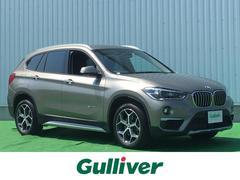BMW X1sDrive 18i Xライン/コンフォートPKG/純正ナビ