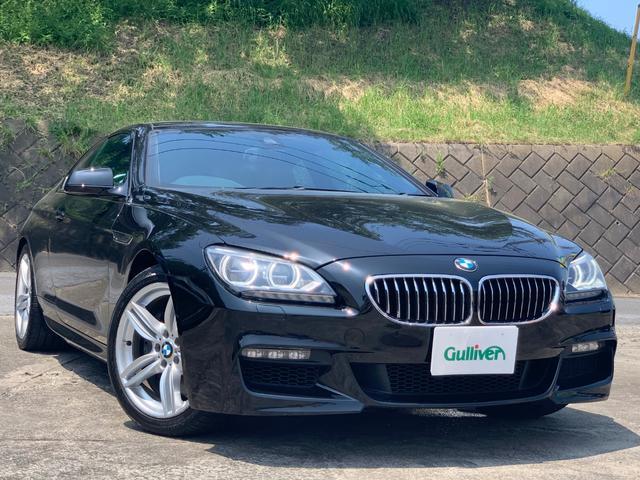 BMW 6シリーズ クーペ Mスポーツ