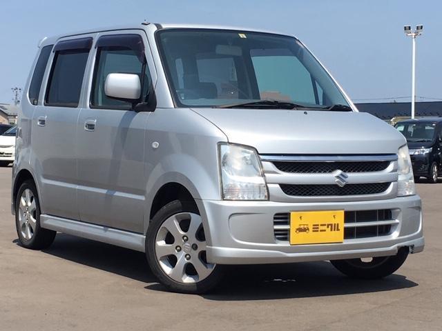 スズキ FX-S LTD 4WD 純正CDオーディオ キーレス