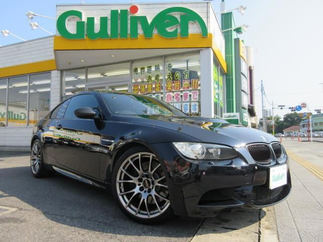 BMW M3 6速MT 右ハンドル BBS19インチ キセノン