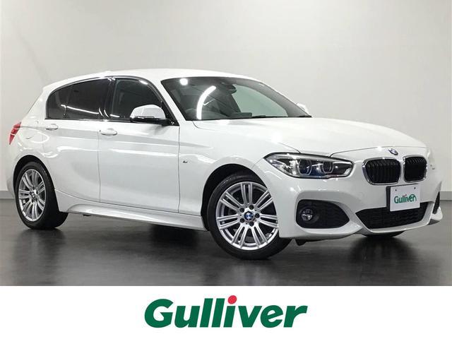 BMW 118d Mスポーツ ディーゼルターボ 純正HDDナビ