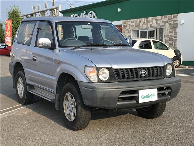 「トヨタ」「ランドクルーザープラド」「SUV・クロカン」「徳島県」の中古車