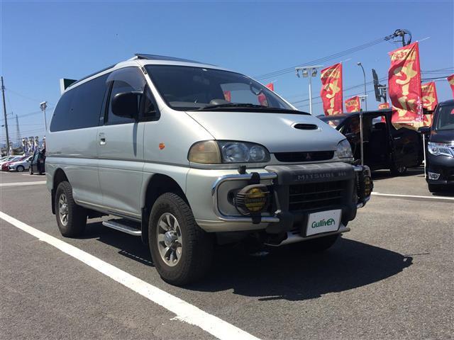 「三菱」「デリカスペースギア」「ミニバン・ワンボックス」「徳島県」の中古車
