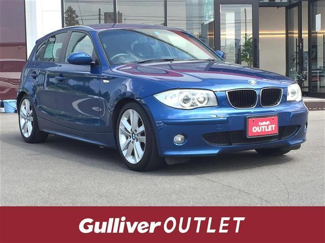 BMW 1シリーズ/撥水シート/キーレス/プッシュスタート/ETC