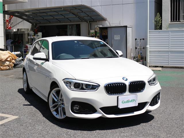 BMW 118d Mスポーツ コンフォートPC インテリセーフティ