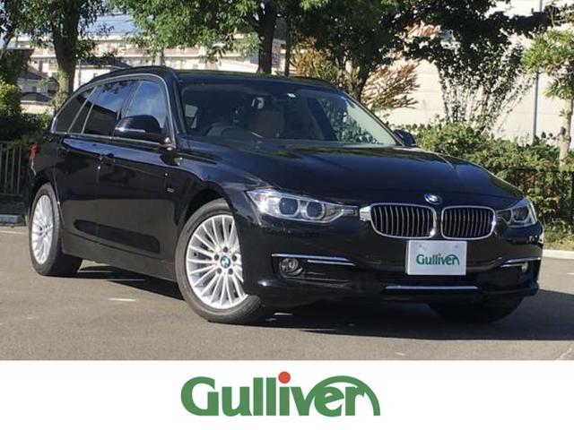 BMW 320dブルーPツーリング ラグジュアリー SR 本革