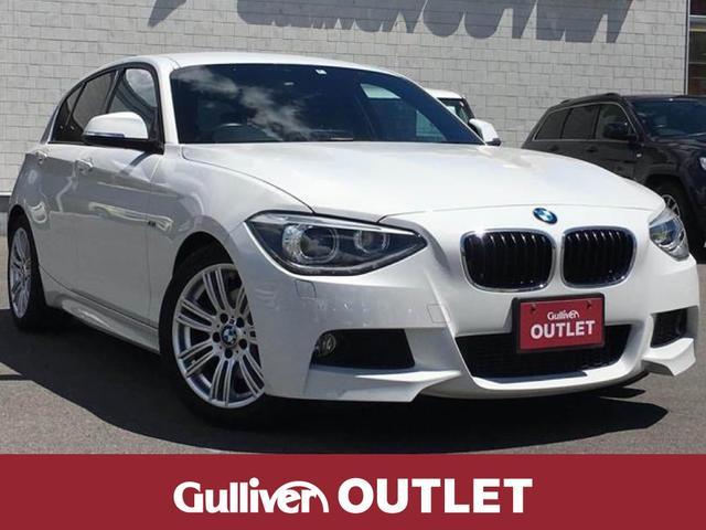 BMW 1シリーズ Mスポーツ CDオーディオ/フルセグ/ETC