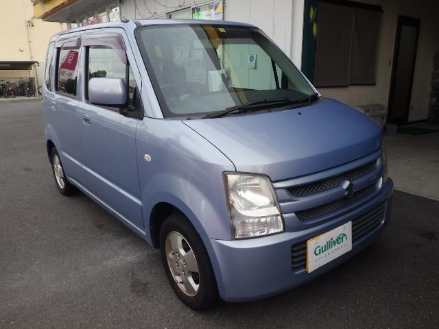 「スズキ」「ワゴンR」「軽自動車」「愛知県」の中古車