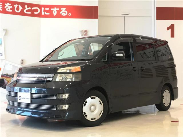 「トヨタ」「ヴォクシー」「ミニバン・ワンボックス」「新潟県」の中古車