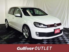 VW ゴルフGTI/1オーナー/社外SDナビ/Bカメラ/フルセグTV