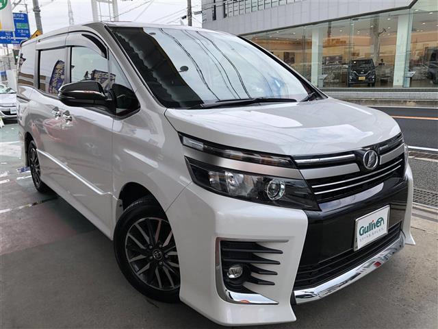 「トヨタ」「ヴォクシー」「ミニバン・ワンボックス」「京都府」の中古車