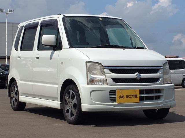 スズキ FX-S LTD 4WD CDオーディオ キーレス