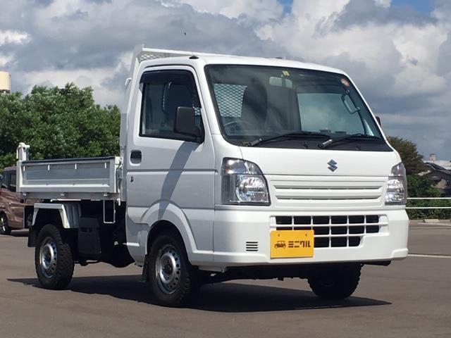 スズキ ダンプ 4WD マニュアル 純正ラジオ